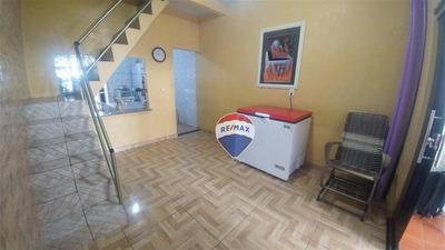 Casa 3 Dormitórios-pedreira-bairro: Curuzu-belém/pa - Ca0172