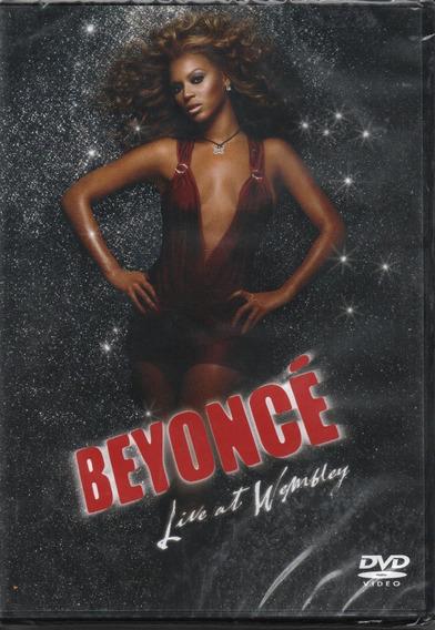 Cd + Dvd Beyoncé Live At Wembley Sony Music 2004 Lacrado