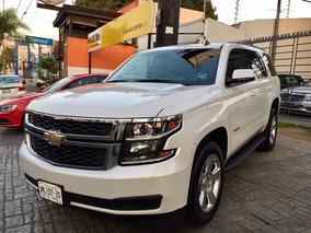 Chevrolet Tahoe 5.4 Dlt Blanca Piel Cubo At