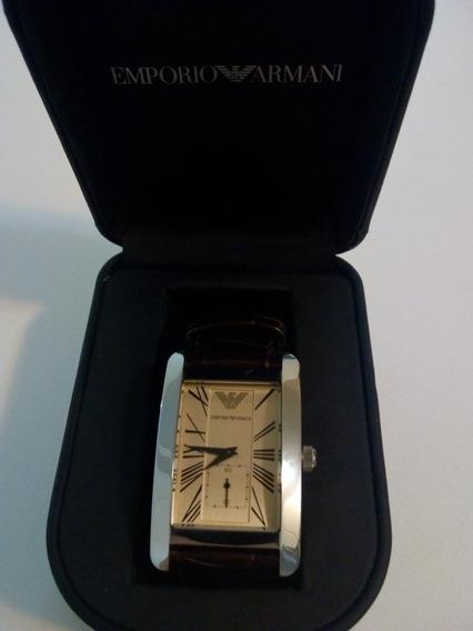 Relógio Empório Armani Ar154ga - Original