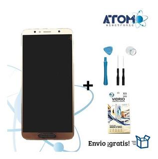 Pantalla + Touch Lcd/display Huawei Y6 2018 Atu-lx3 + Kit