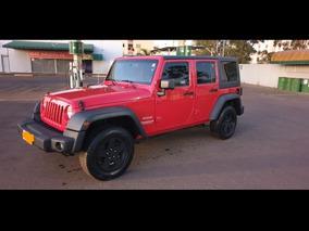 Jeep Wrangler 3.8 Unlimited Sport Aut. 4p 2011