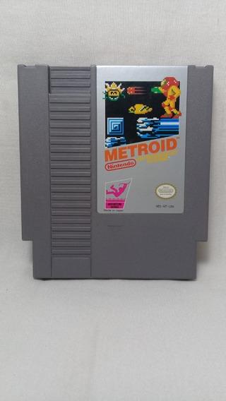 Metroid Nes Original Usado