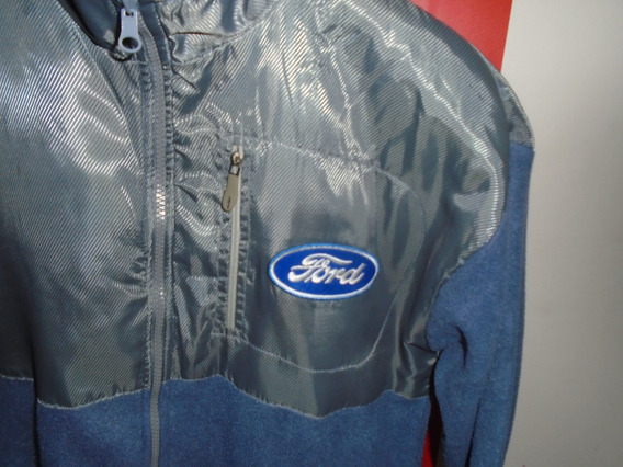 Campera Polar Ford Motors Talle M Unica //belgrano