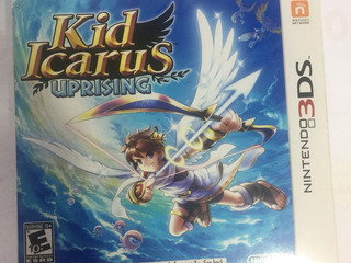 Jogo Kid Icarus Uprising Nintendo 3ds + Cards + Stand
