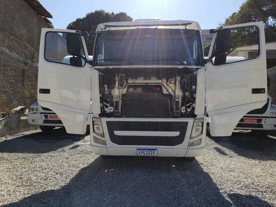 Volvo Fh 460 6x4 Ano 2012/2012 (km Baixo) 2 Unidades Novos !