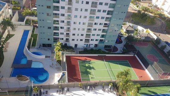 Apartamento Em Sul, Águas Claras/df De 84m² 3 Quartos À Venda Por R$ 520.000,00 - Ap275289
