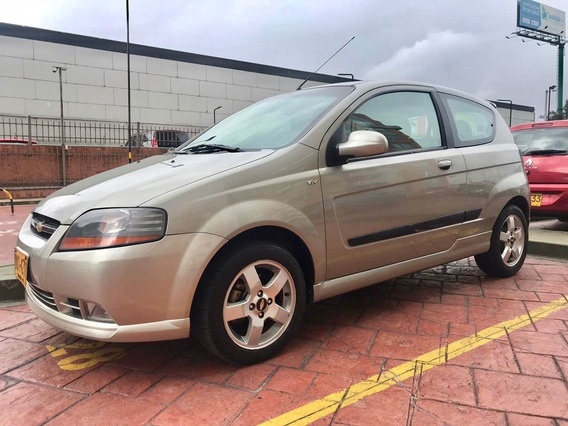 Chevrolet Aveo Emotion Limited 1.6 Full Equipo
