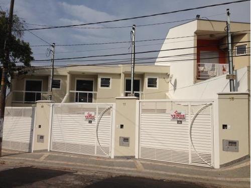 Sobrado À Venda, 70 M² Por R$ 370.000,00 - Jardim Nossa Senhora Do Carmo - São Paulo/sp - So0389