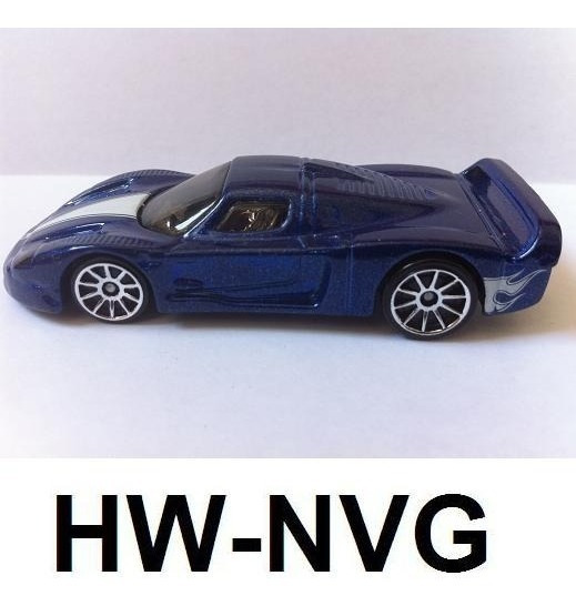 Hot Wheels Mystery Car Maserati Mc12 (loose) (raro)
