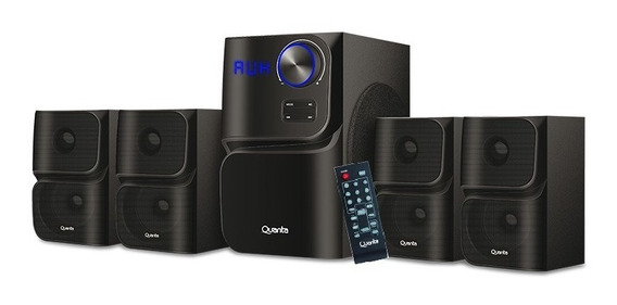 Home Theater Theater - Bluetooth - 5.1 - Mp3