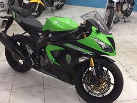 Kawasaki Zx-6r 636 Abs 2016