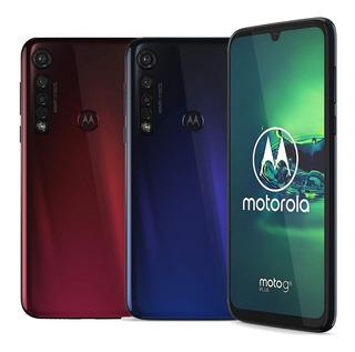 Celular Motorola Moto G8 Plus Ram 4gb 64gb 1 Año De Garantía