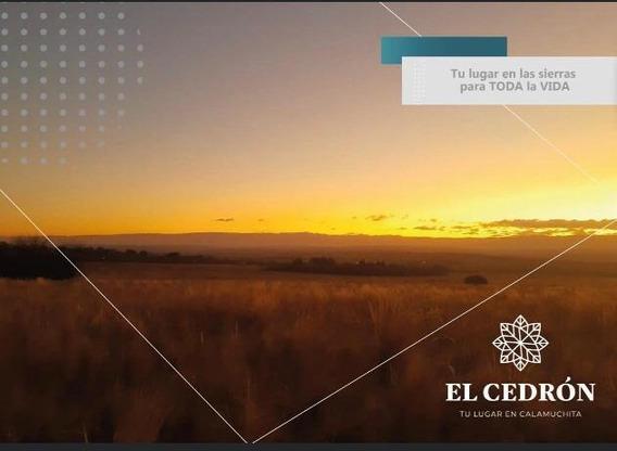 El Lote De Tus Sueños En Las Sierras De Córdoba