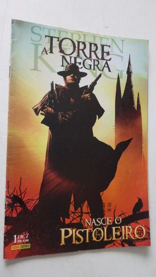 A Torre Negra Nasce O Pistoleiro Volume 1