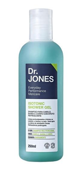 Shampoo Para Cabelo E Corpo Dr. Jones 250ml