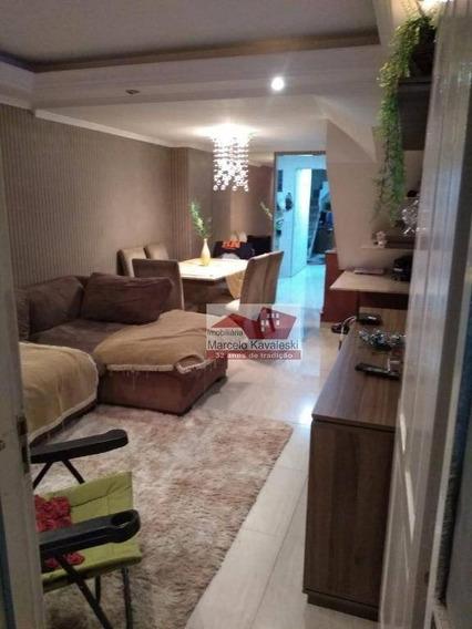 Village Com 3 Dormitórios Aceita Permuta Por Apartamento De Menor Valor - Vl0042