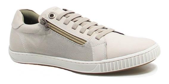 Sapatênis Zariff Shoes Casual Zíper Cm106