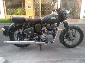 Royal Enfield Classic 350cc Battle Green