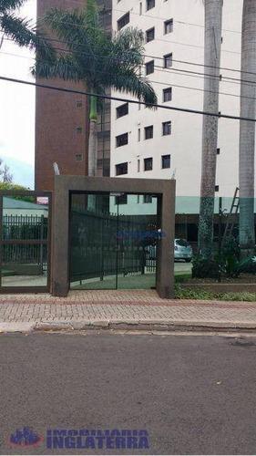 Apartamento À Venda, 300 M² Por R$ 1.200.000,00 - Jardim Petrópolis - Londrina/pr - Ap0352