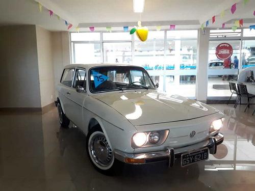 Imagem 1 de 12 de Volkswagen Variant Tl 1600 1975 - Reliquia!