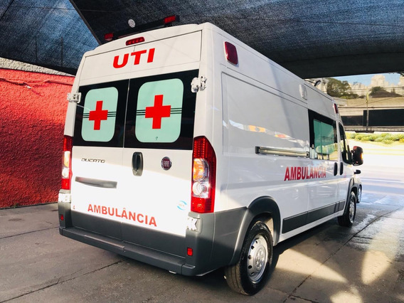 Ducato Ambulância 13m³ Uti