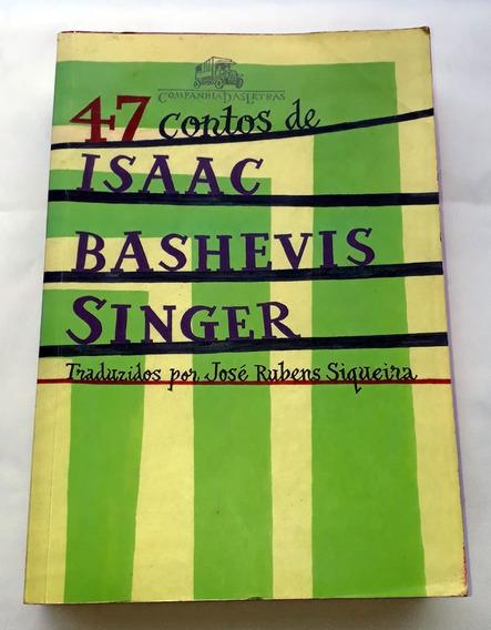 Livro 47 Contos De Isaac Bashevis Singer Contos Iídiche