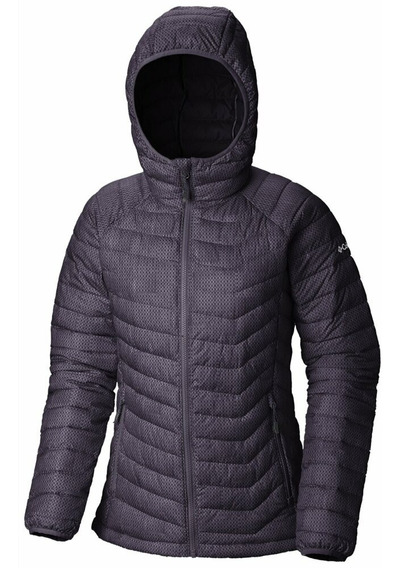 Jaqueta Columbia Feminina- Powder Lite Hooded