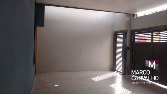 Casa Com 3 Dormitórios À Venda, 155 M² Por R$ 420.000,00 - Jardim Cristo Rei - Marília/sp - Ca0533