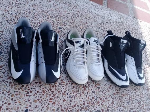 Taco Zapatos Original Nike Beisbol Y Futbol