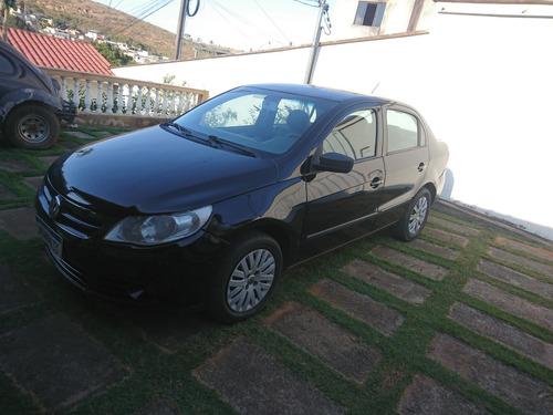 Imagem 1 de 6 de Volkswagen Voyage 2009 1.6 Vht Trend Total Flex 4p Sedã