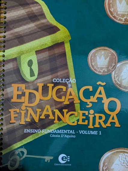 Coleção Educação Financeira - Ensino Fundamental - Vol. 1