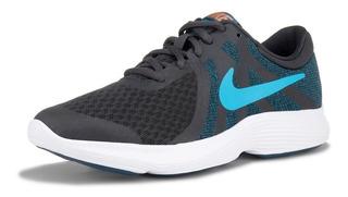 Deportivo de Hombre Nike Acero blanco nike revolution 4