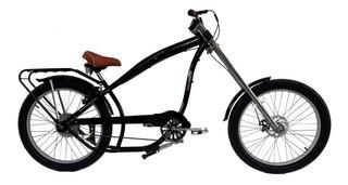 Bicicleta Chopper Estilo Nirve Da Bicimoto