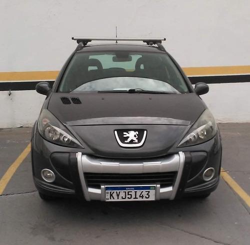 Peugeot 207 Sw 1.6  4p Flex Escapade