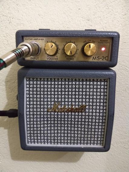 Mni Amplificador Marshall