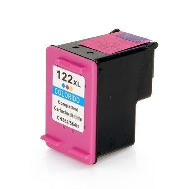 Cartucho 122 Color Xl Compatível