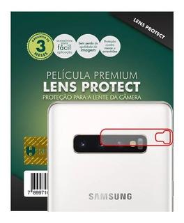 Película Hprime Câmera Traseira Novo Galaxy S10+ (s10 Plus)