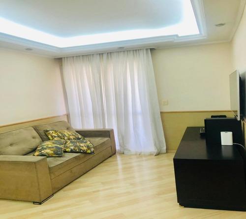 Imagem 1 de 14 de Belo Apartamento À Venda Vila Mangalot  Em Pirituba - 11621