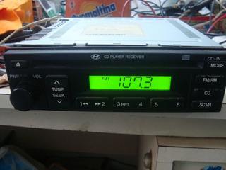 Radio Reproductor De Hyundai Tucson Original