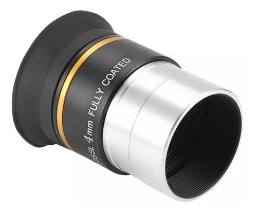 Ócular Plossl 4mm Telescópio 1,25
