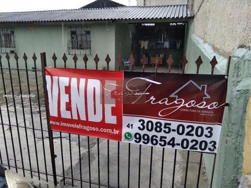 Imagem 1 de 15 de Casa Para Venda Em Curitiba, Alto Boqueirão, 3 Dormitórios, 1 Banheiro, 3 Vagas - 10.348_1-1677050