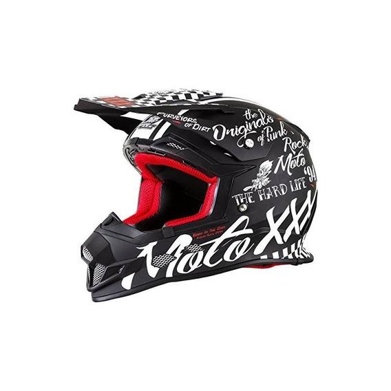Oneal Moto Xxx Casco Todoterreno Estilo Casco Para Hombre (n