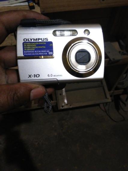 Câmera Digital X10 6.0megapixel