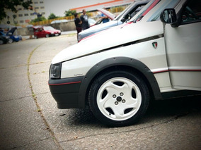 Fiat Uno Mille Way Fire - Customizado