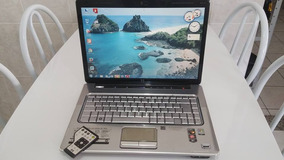 Hp Dv5 1220br Amd Turion ,4g Hd500 Windows 10 Pro