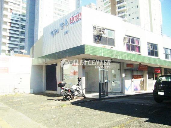 Loja Para Alugar, 50 M² Por R$ 1.800/mês - Setor Bueno - Goiânia/go - Lo0132