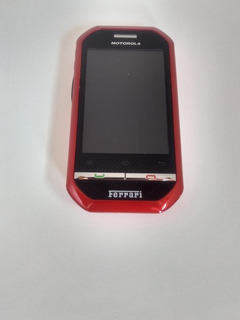 Motorola I867 Nextel Ferrari Ediçao Especial Usado