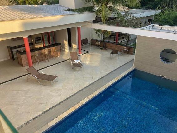 Casa Com 5 Suítes, 800 M² Por R$ 5.500.000 - Picolé - Camboinhas - Niterói/rj - Ca0125
