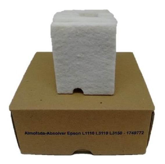 Almofada Esponja Feltro Epson L3110 L3150 - Somente O Feltro